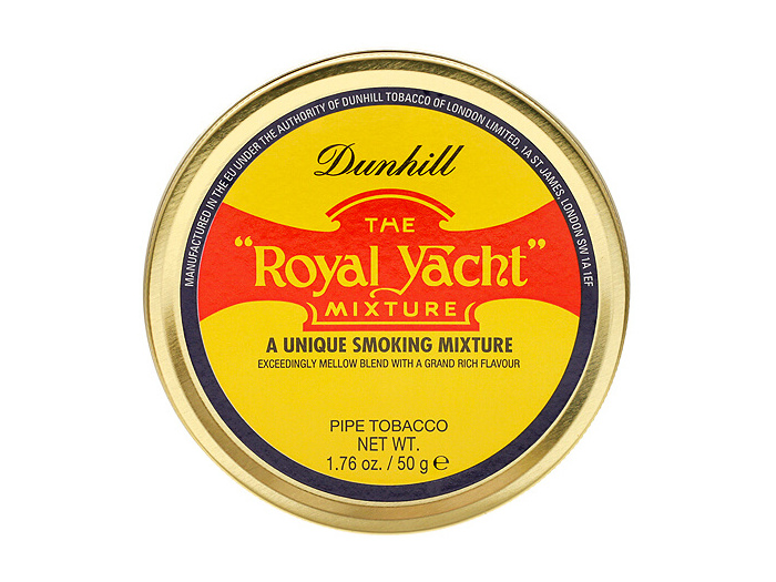 Dunhill Royal Yacht mixture pipe tobacco