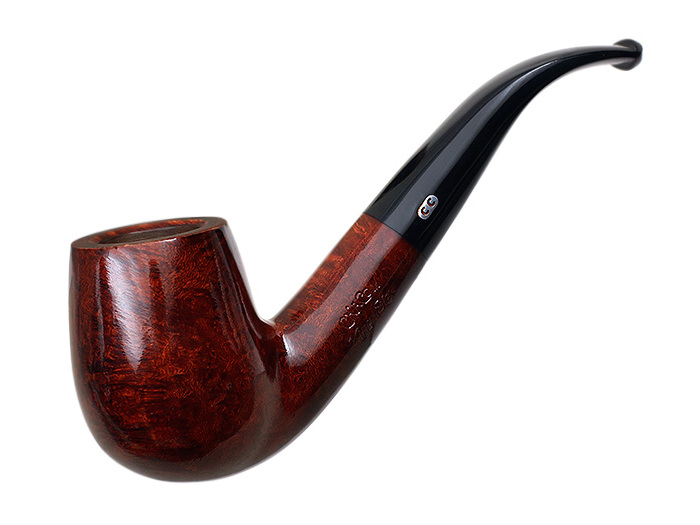 Chacom bent billiard king size pipe