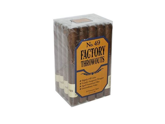 Factory 49 cigars