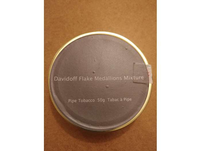 Davidoff Flake Medallion mixture tobacco