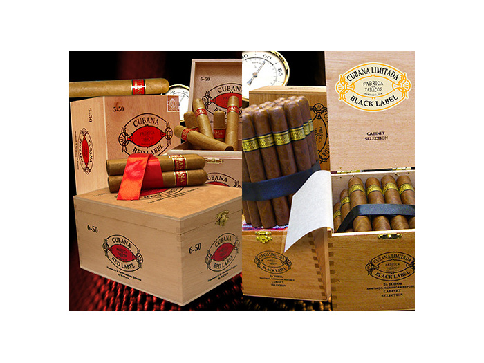 Cubana Red Label Robusto