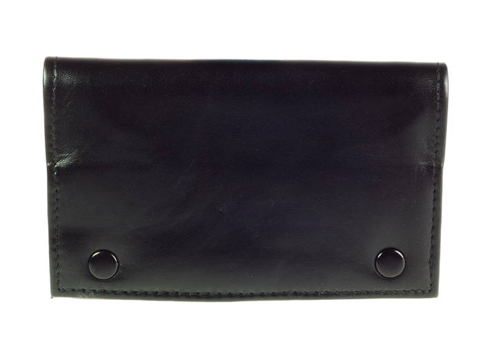 Tobacco Pouch Basic Black