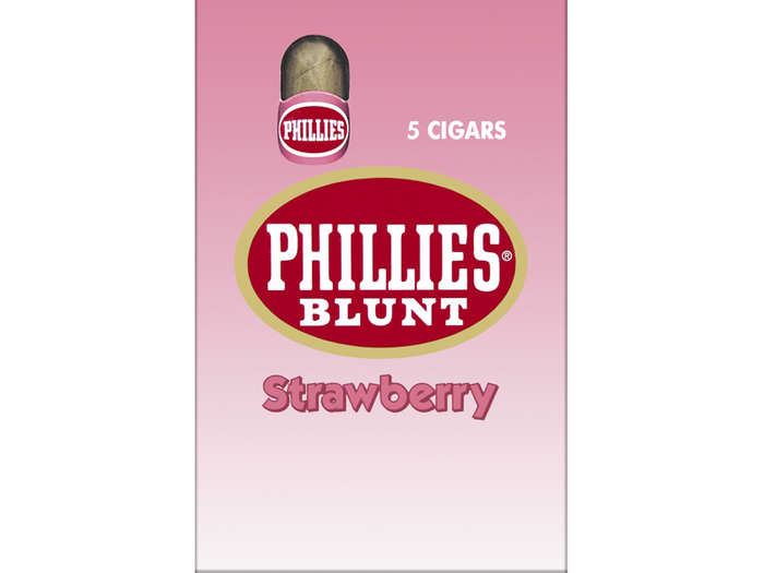 Phillies Blunt Strawberry cigars