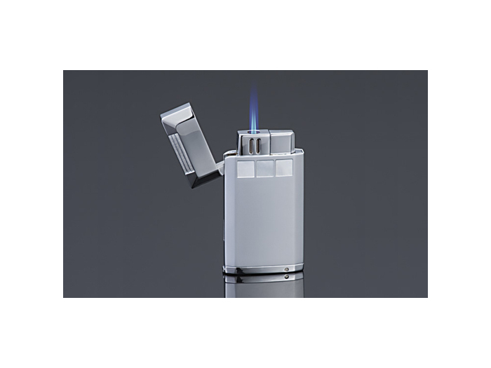 Mother of Pearl lighter silver/chrome