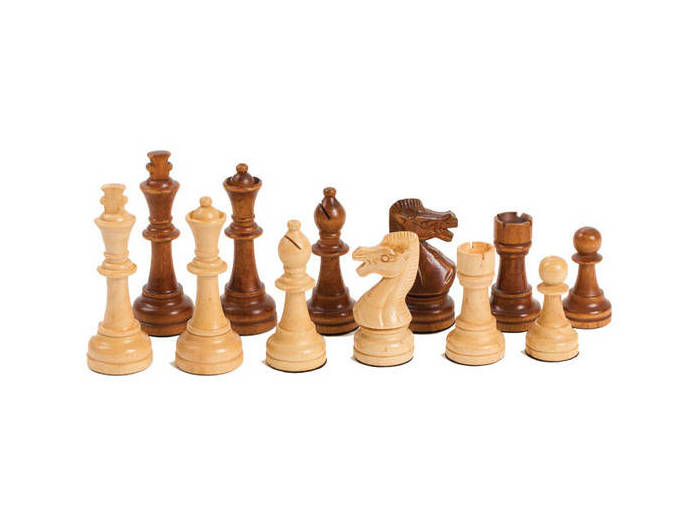 "6"" Weighted chessmen"