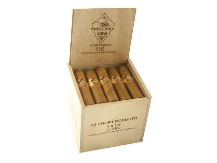 Principes Short Robusto