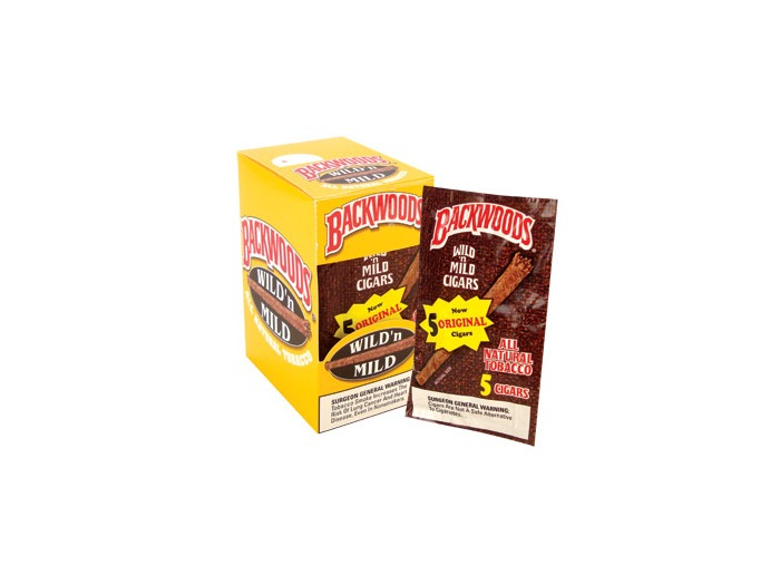 Backwoods original cigars