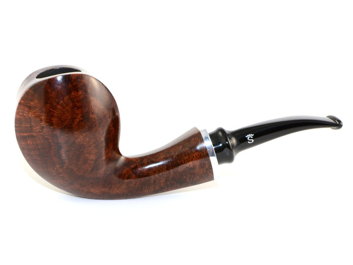 Stanwell revival Blowfish 230 Brown pipe