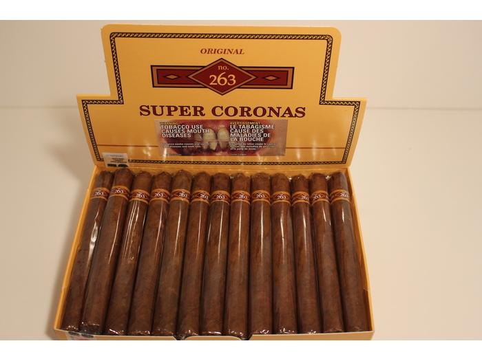 263's cigars Super Corona