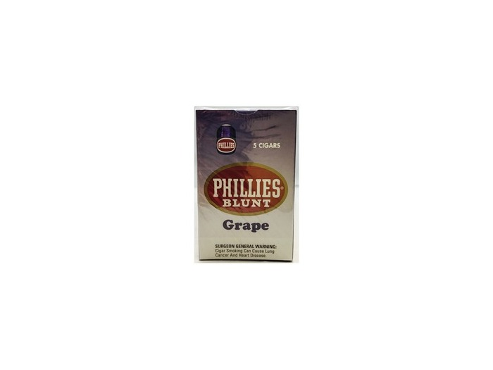 Phillies Blunt Grape Cigars