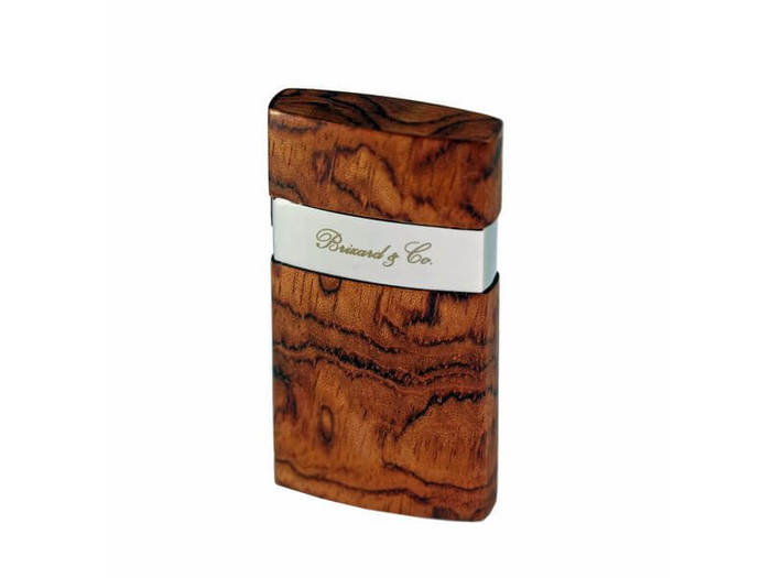 Brizard - Venezia Flountain Flame Bubinga lighter