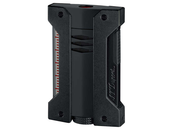 Dupont Defi extreme-matt Black lighter