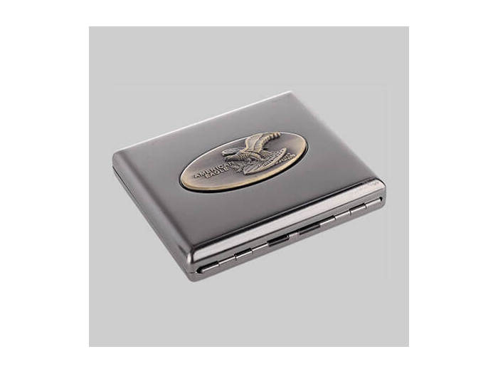 U-034 Eagle cigarette case