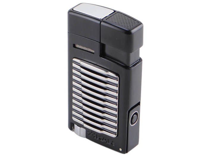 Xikar Forte lighter Black/Silver