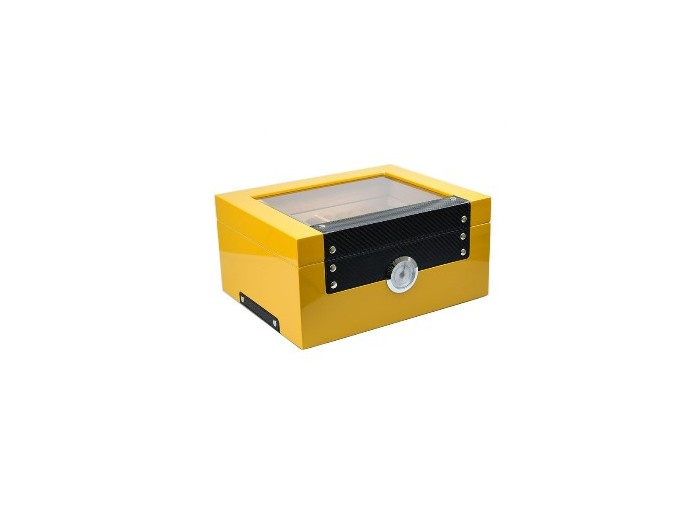 Yellow Button Humidor