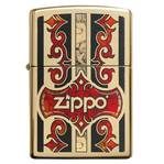 zippo authentic high polished Brass lighter