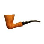 Brigham country club pipe natural finish