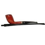 Stanwell Hans C. Andersen #1 polished Churchwarden pipe