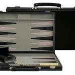 "18"" Modern Backgammon set"