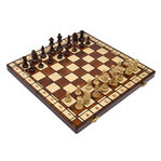 Jowisz Staunton Complete chess set