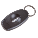 Xikar VX key chain V cutter Black